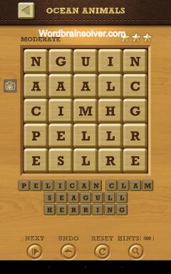 Words Crush Daily Puzzle Moderate