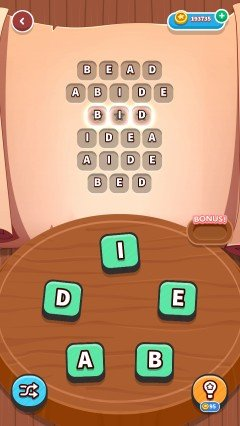Word whizzle connect in the zone level 341